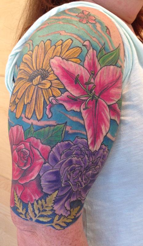 little bird tattoo custom tattoo shop in vernon bc